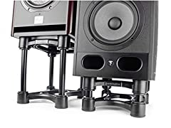 IsoAcoustics Subwoofer or Speaker Isolation Stand