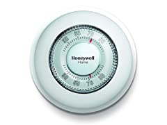 The Round Heat-Only Manual Thermostat