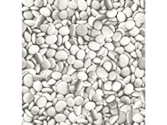 River Stones Peel & Stick Wallpaper