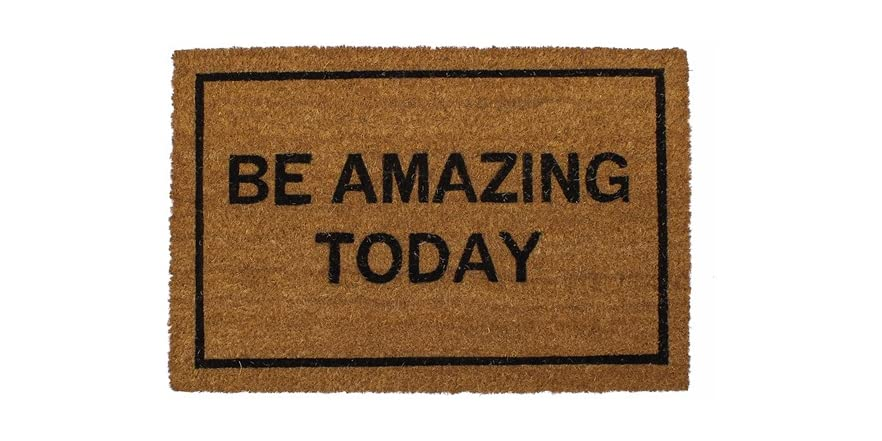 Clever doormats be amazing today - Clever doormats ...