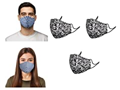 Adjustable Face Mask (3-Pack)