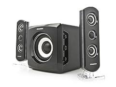 Sylvania 2.1-Channel Speaker System