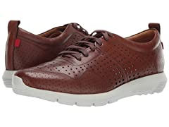 Marc Joseph New York Mens Leather Grand Central Sneaker