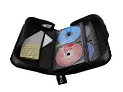 TekNmotion 120 Capacity CD/DVD Carry Case