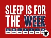 Week Sleep