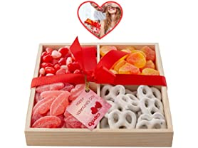 Goodies Gourmet Chocolate 4 Section Tray