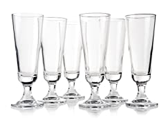 Bormioli Rocco Jazz 6-Pc Stemware Set