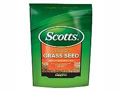 Classic Heat/Drought Mix Grass Seed, 7lb