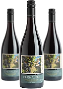 3-Pack Chehalem Oregon Pinot Noir Wine