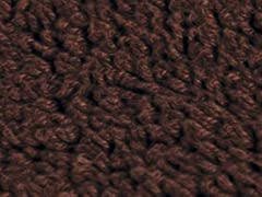 Reversible Cotton Rug -Chocolate: Multiple Sizes