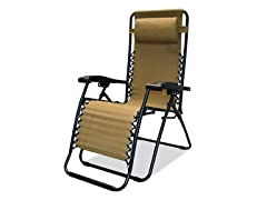 Infinity Zero Gravity Chair - Beige