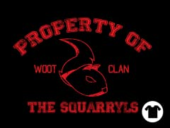 Property of The Squarryls