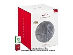 Star Wars Death Star Ornament with Sound