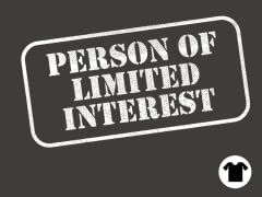 Person of Limited Interest