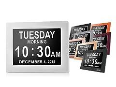 American Lifetime XL Day Clock
