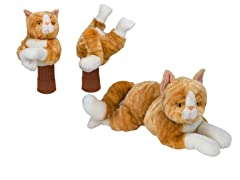 Daphne's Calico Cat 2 Fore 1 Headcovers