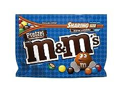 M&M'S Pretzel Chocolate, 8 ct