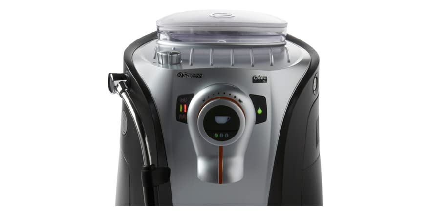 saeco odea giro espresso machine with optidose ii