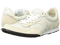 Saucony Men's Bullet White Running Shoes