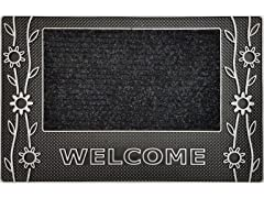 Outdoor Mat - Ivy, Welcome