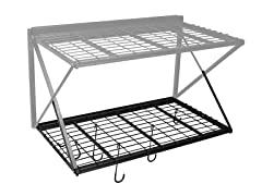 Heavy Duty Secondary Shelf