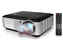 2800Lm WXGA Home Theater LED Projector