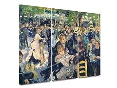 Auguste Renoir - Le Moulin De La Galette