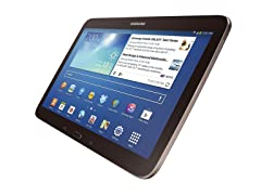 Samsung Galaxy Tab 3 10.1 w/ Book Cover