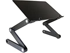 Uncaged Ergonomics Adjustable Laptop Stand