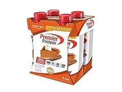 Premier Protein Shakes Pumpkin Spice