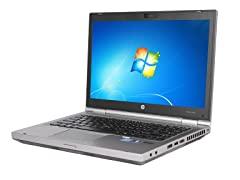 "HP EliteBook 8470P 14"" 256GB SSD Laptop"