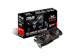 ASUS STRIX Radeon R9 380 OC 4GB Graphics Card