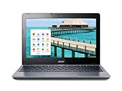 "Acer C720 11.6"" Intel 16GB Chromebook"