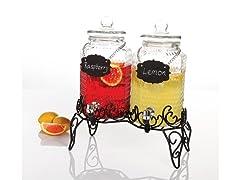 Gibson Sarahland Double Beverage Dispenser