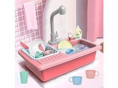 Kid's Kitchen Playset