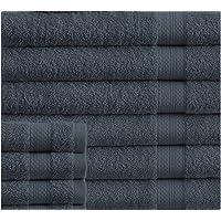 Deals on 24PC Addy Home Luxury Bath Towel Set
