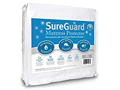 SureGuard Mattress Protectors Full (13-16 in. Deep) SureGuar