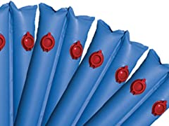 Heavy-Duty Double Chamber Water Tubes, 6 Pk