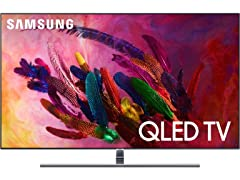 "Samsung 65"" Q7FN QLED Smart 4K UHD TV"