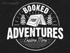 Booked for Adventures