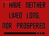 Red Shirt Prosperity