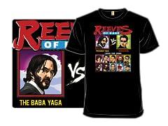 Reeves of Rage