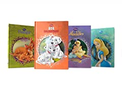 Disney Die Cut StoryBooks 4-Pack Sets