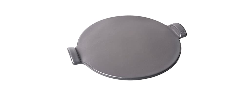 Emile Henry Flame Top Pizza Stone, Granite