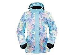 ANDORRA Ski Jacket Cotton Candy
