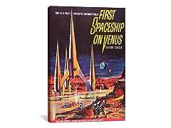 First Spaceship on Venus (2-Sizes)