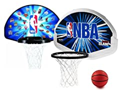 NBA Mini-Jammer Youth Basketball Hoop