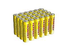 Tenergy Solla Rechargeable AA Battery