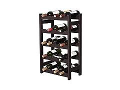VASAGLE Wine Rack