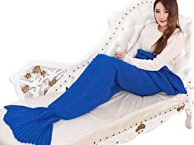 Mermaid Tail Blanket - Your Choice